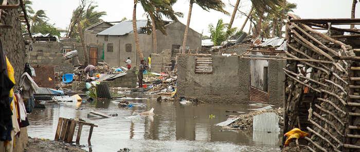 Cruz Roja despliega la Unidad de Respuesta en Emergencias de Agua y Saneamiento por el ciclón Idai