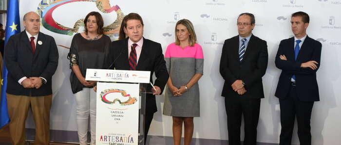 Castilla-La Mancha recuperará el Centro de Promoción de Artesanía e irá con stand propio a las principales ferias internacionales del sector