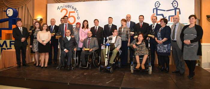 El presidente García-Page anuncia la inminente puesta en marcha del Plan CREA de formación dual para personas con discapacidad