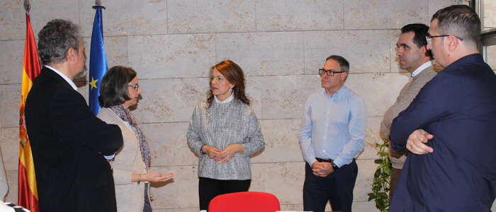 El Gobierno regional reconoce la labor desarrollada por la asociación AUTRADE en el apoyo a las familias de personas con TEA en la región