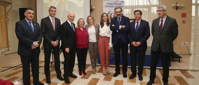 El Gobierno de Castilla-La Mancha se suma al homenaje del Colegio de Enfermería a la figura de Pedro Añó