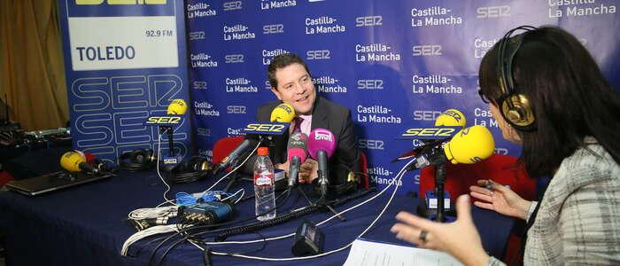 El presidente de Castilla-La Mancha ha lamentado los hechos acaecidos este miércoles en la localidad ciudadrealeña de Campo de Criptana, donde han fallecido un matrimonio y sus dos hijos