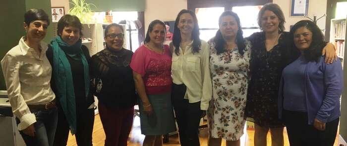 El Gobierno regional destaca el trabajo que 'Las Poderosas Teatro' realiza en Guatemala