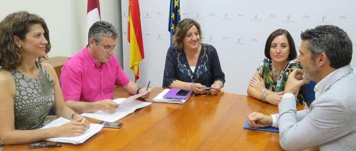 El Gobierno de Castilla-La Mancha agradece a ATA su adhesión al Acuerdo Estratégico para la Prevención de Riesgos Laborales
