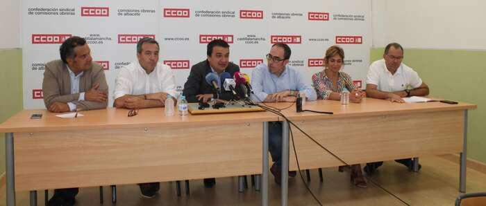 """Castilla-La Mancha quiere que la nueva PAC tenga en cuenta """"a los trabajadores del campo"""""""