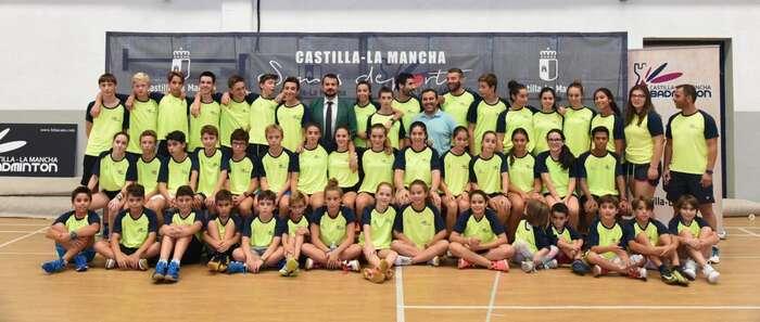El Gobierno de Castilla La Mancha destaca la importancia de que los jóvenes deportistas participen en cursos de perfeccionamiento técnico y físico