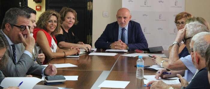 El Gobierno regional convoca el Consejo de Salud de Albacete, máximo órgano de participación ciudadana en la sanidad pública