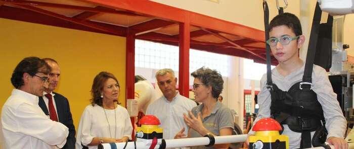 El Gobierno de Castilla La Mancha eleva a 45,6 millones de euros la convocatoria de subvenciones a entidades para la atención a personas con discapacidad para 2018