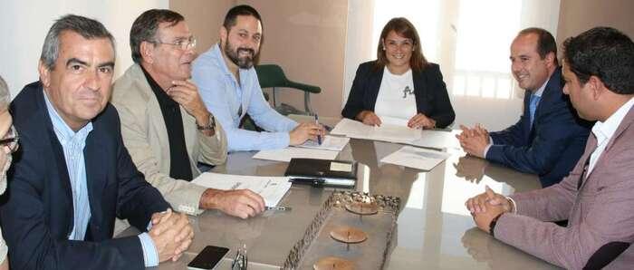 El Gobierno regional lleva invertido casi un millón de euros en obras hidráulicas en 34 poblaciones de la provincia de Guadalajara esta legislatura