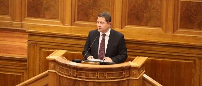 García-Page reclamará al Estado la deuda histórica que representa el trasvase Tajo-Segura para Castilla-La Mancha