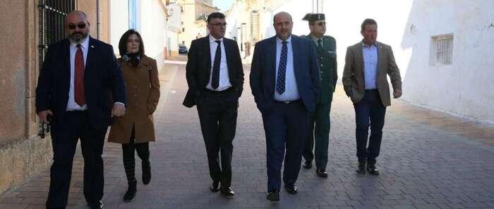 El Gobierno regional iniciará en verano las obras de reforma de la cubierta del CEIP 'Fernández Turégano' de Sisante