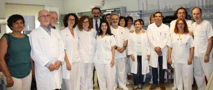El Gobierno de Castilla-La Mancha impulsa el avance del diagnóstico y tratamiento del cáncer en el Hospital 'Virgen de la Luz' de Cuenca