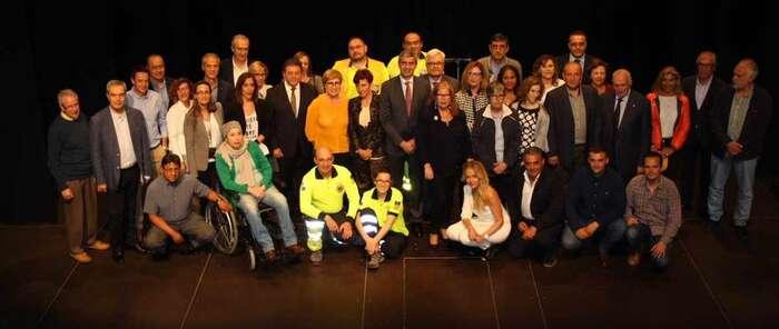 El Gobierno regional reconoce la labor ejemplar del Centro de Salud de Escalona en la conmemoración del 25 Aniversario de su apertura
