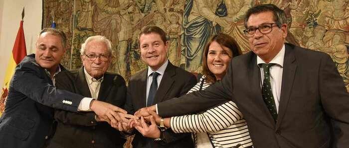 García-Page avanza que Talavera y sus compromisos estarán en la agenda de su próxima reunión con el presidente del Gobierno, Pedro Sánchez
