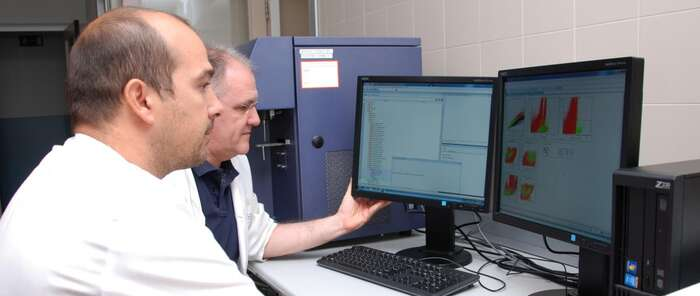 La red regional para el diagnóstico mediante el citómetro de flujo del Hospital de Talavera ha procesado muestras de casi 600 pacientes
