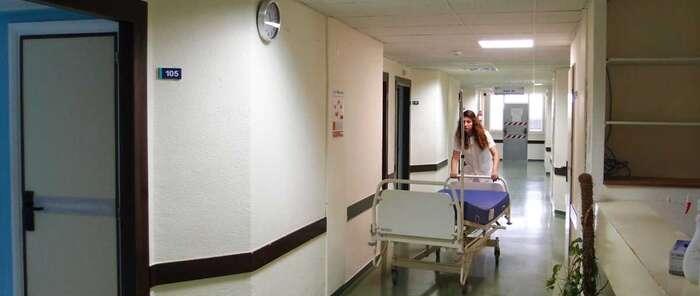 El Gobierno de Castilla-La Mancha inicia la reforma de la última planta de hospitalización del 'Santa Bárbara' que quedaba por renovar