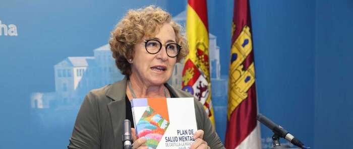 """Castilla-La Mancha califica el Plan de Salud Mental como un documento """"fundamental"""" en la atención a las personas con sufrimiento psíquico"""