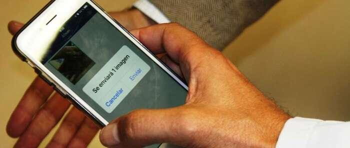 El SESCAM desarrolla 'CliniCam', una 'app' móvil para la gestión de imagen médica en el ámbito de la Dermatología