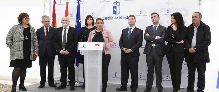 Castilla-La Mancha invierte cerca de 7,8 millones de euros para la puesta en marcha del Grupo de Depuración de Barrax y Balazote