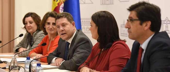 García-Page celebra la incorporación de Puertollano a la estrategia de tratamiento minero impulsada por el Gobierno con 250 millones de euros