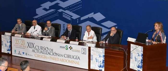 La actividad quirúrgica en el Hospital de Talavera se ha incrementado un 12 por ciento en 2018 respecto al año anterior