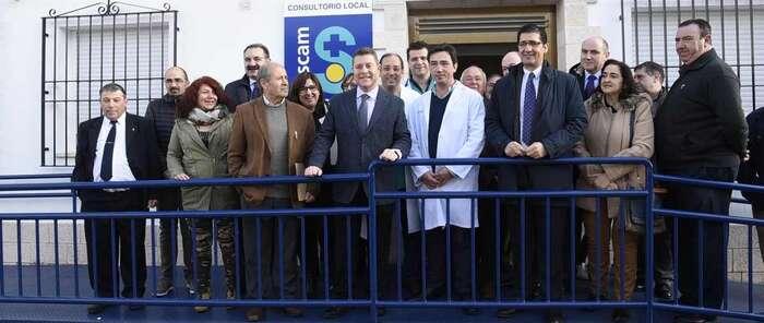 El Gobierno de Castilla-La Mancha continúa mejorando las infraestructuras de la Atención Primaria