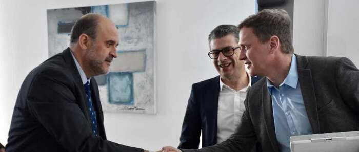 El Gobierno regional ha destinado 3,5 millones de euros en esta legislatura a ayudar al sector empresarial de Motilla del Palancar