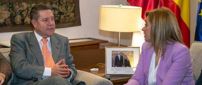 El Gobierno regional y Ciudadanos acuerdan iniciar las negociaciones para un nuevo Estatuto de Autonomía de Castilla-La Mancha