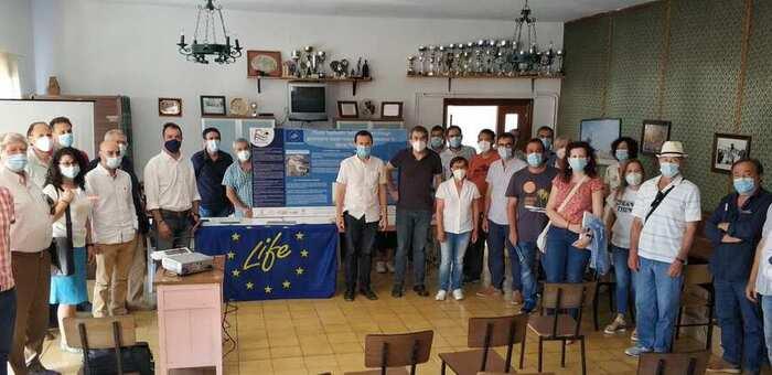 Castilla-La Mancha muestra su firme compromiso con el Parque Natural del Alto Tajo con proyectos muy relevantes para el territorio