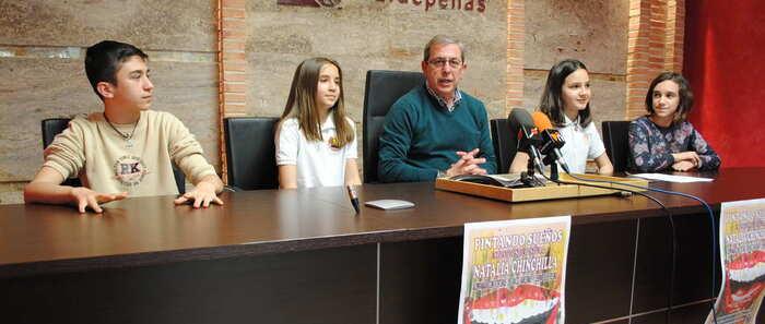 """López Rodríguez apuesta por 'Pintando sueños': """"La misión es aprender y dar un servicio, en este caso a Natalia"""""""