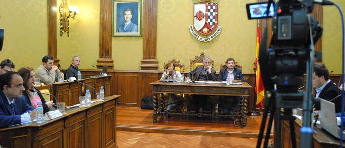 El Pleno de Valdepeñas avanza para cerrar el Plan de Tormentas de la zona norte