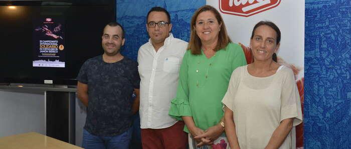 El III Campeonato Internacional de Cortadores de Jamón Ibérico pondrá el broche final el sábado 30 al Septiembre Cultural de Toledo