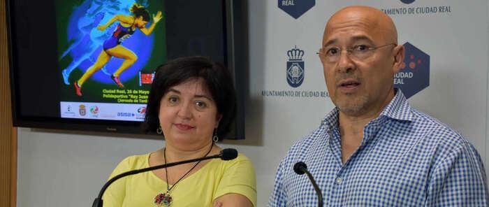 Los mejores atletas de la región se dan cita este sábado en el Polideportivo Rey Juan Carlos I de Ciudad Real