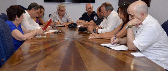 El Consejo de Participación del Casco Histórico de Toledo aborda la movilidad en el entorno de la Puerta del Cambrón