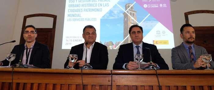 El grupo de Ciudades Patrimonio de la humanidad se marca como reto en 2019 la comercialización inteligente de sus destinos turísticos y el sobrecoste económico de la gestión de las 15 ciudades