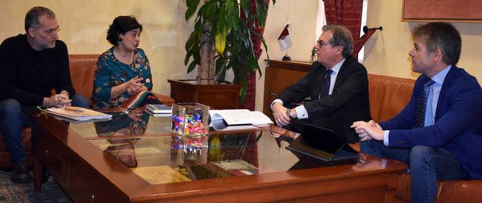 La Universidad de Castilla-La Mancha colaborará  en las actividades del VI Centenario de Ciudad Real