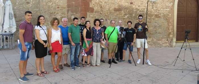 Visibilizar para normalizar, objetivo del cortometraje que graba el Grupo de Ayuda Mutua en Manzanares