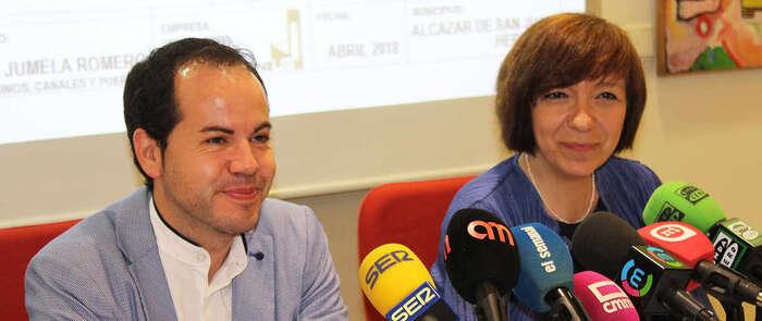 Alcázar y Herencia finalizan el proyecto técnico del Puente Rondadías y comienzan la búsqueda de financiación