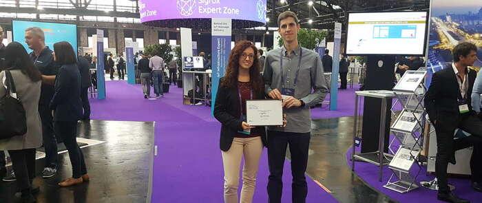 La UCLM, ganadora del certamen Sigfox University Challenge