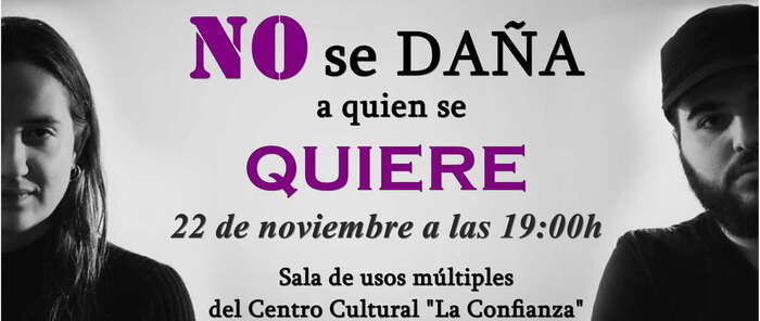 La Biblioteca de Valdepeñas ofrece un concierto y una selección de títulos con motivo del Día Contra la Violencia de Género