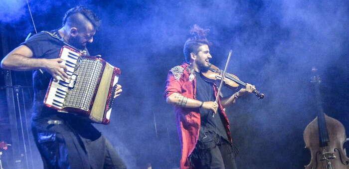 El espectáculo familiar 'Érase una vez' de Strad 'El violinista rebelde', el viernes 23 en Valdepeñas
