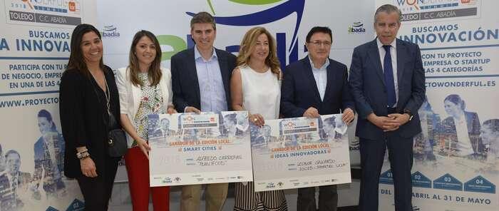 El Ayuntamiento de Toledo impulsa la innovación empresarial y tecnológica a través del proyecto 'Wonderful' del Parque Comercial Abadía