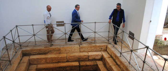 Reabre sus puertas el edificio Baños del Peral de Valdepeñas, recuperando así parte de su patrimonio e historia