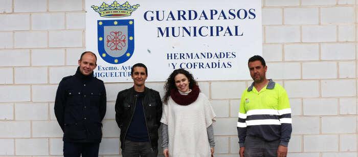 Imagen: Finalizan las obras de ampliación y remodelación del Guardapasos de Miguelturra
