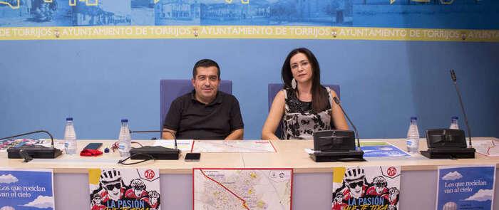 Torrijos dará visibilidad a su condición de 'Villa Europea del Deporte 2019' en al Vuelta Ciclista a España