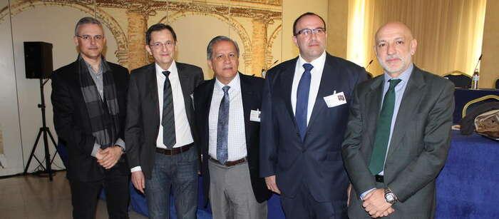Imagen: Inauguración del II Simposio de Patología Compleja de Aorta Torácica en Toledo