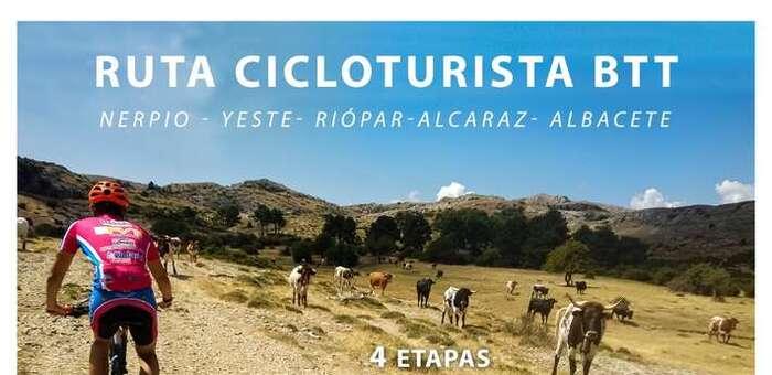 La Diputación de Albacete impulsa la Ruta cicloturista de BTT: Nerpio- Alcaraz- Albacete que se celebrará el próximo mes de junio