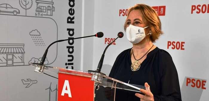 """Manuela Casado: """"Hay que recordar al PP que seguimos estando en pandemia, y que la salud también es un derecho"""""""