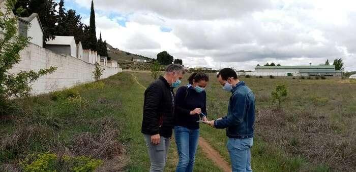 El Ayuntamiento de Herencia adquiere un nuevo terreno para ampliar y acondicionar el Cementerio Municipal