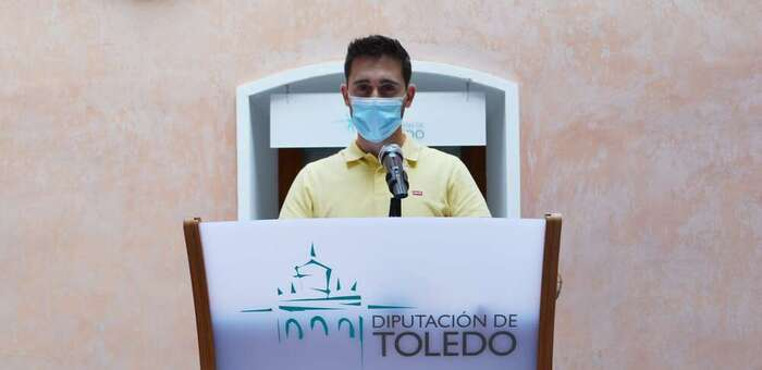 El Gobierno de la diputación de Toledo sigue ampliando la red provincial de senderos y anuncia la creación de una app para usuarios
